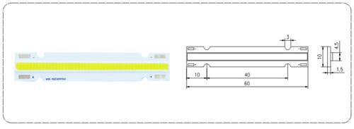 LED COB模块EAR60 系列