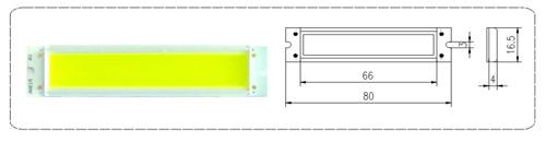 LED平面模块ARE66 系列